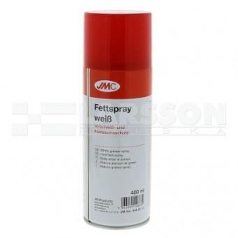 Spray JMC wysokotemperaturowy smar biały 0,4 L