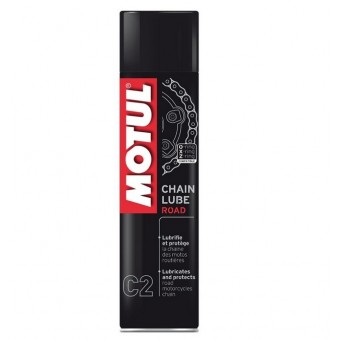 Spray do łańcucha Motul C2 ROAD 0,4L
