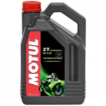 Olej silnikowy Motul 510 2T 4L Półsyntetyczny