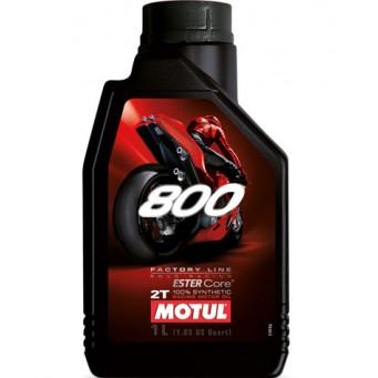 Olej silnikowy Motul 800 2T Road Racing 1L Syntetyczn