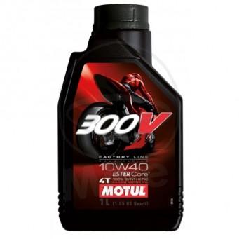 Olej silnikowy Motul 300V 10W40 Factory Line 1L Syntetyczny