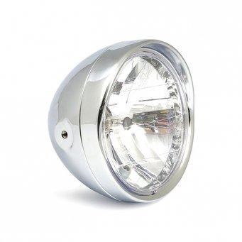"LAMPA PRZÓD CRUISER 6-1/2"" H4"