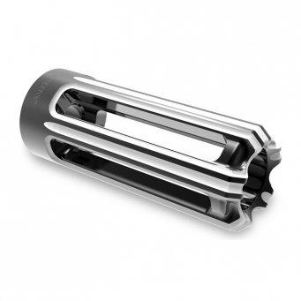 Podnóżki Kuryakyn Dillinger bez adapterów srebrne