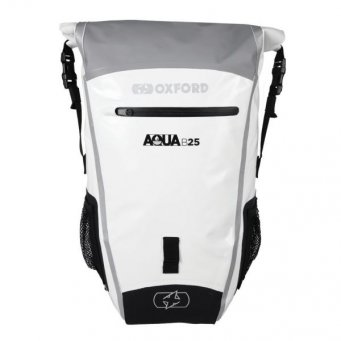 Plecak AQUA B25 Hydro OXFORD 25 l kolor biały/szary