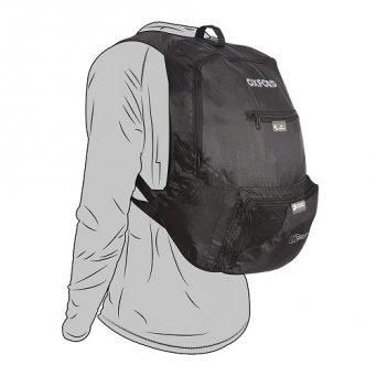 Plecak X Handy OXFORD 15 l kolor czarny