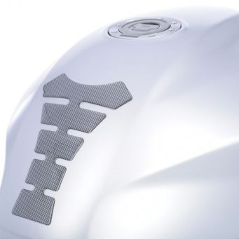 Tankpad gel spine original - carbon OXFORD (naklejka na zbiornik paliwa)