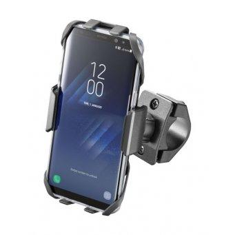 Uchwyt na telefon INTERPHONE (montowany do kierownicy, uniwersalny)