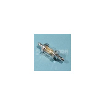 Filtr paliwa szklany/chrom 8,0 mm
