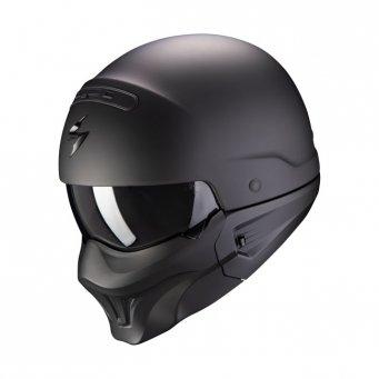 Scorpion Exo-Combat Evo Solid helmet, czarny mat