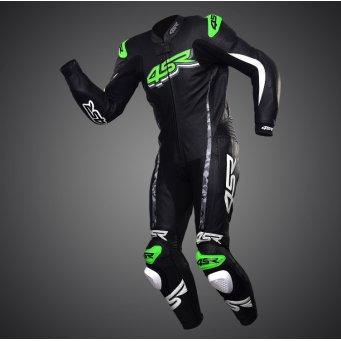 Kombinezon Racing Monster Green
