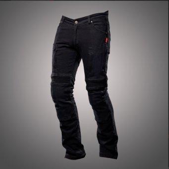 Kevlarowe jeansy Męskie Club Sport Sky Black