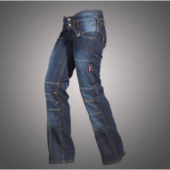 Kevlarowe jeansy Damskie Jeans Lady Star